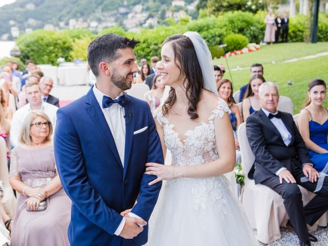 Il matrimonio di Marco e Stefania a Moltrasio, Como 41