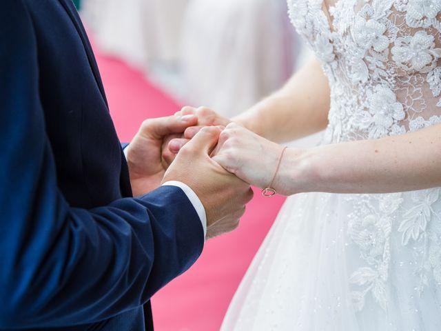 Il matrimonio di Marco e Stefania a Moltrasio, Como 42