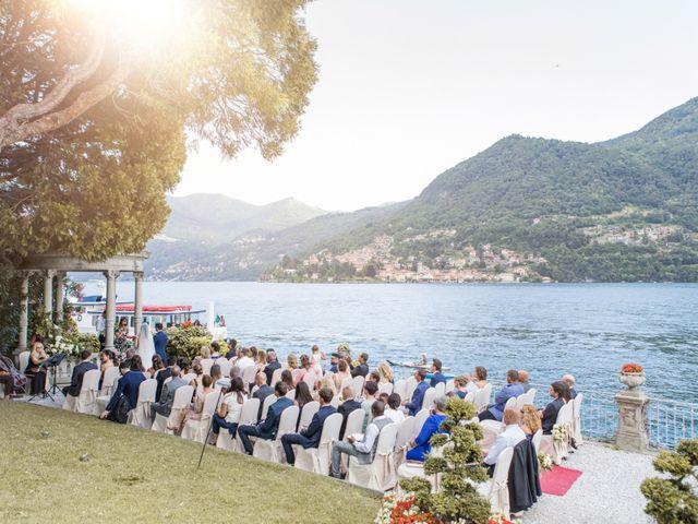 Il matrimonio di Marco e Stefania a Moltrasio, Como 45