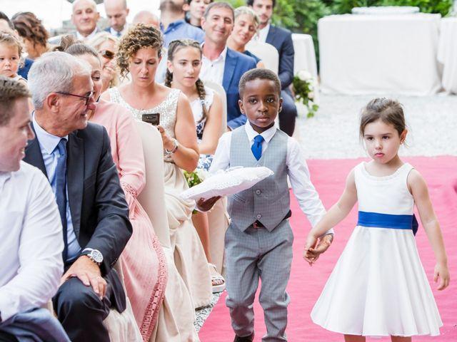 Il matrimonio di Marco e Stefania a Moltrasio, Como 46