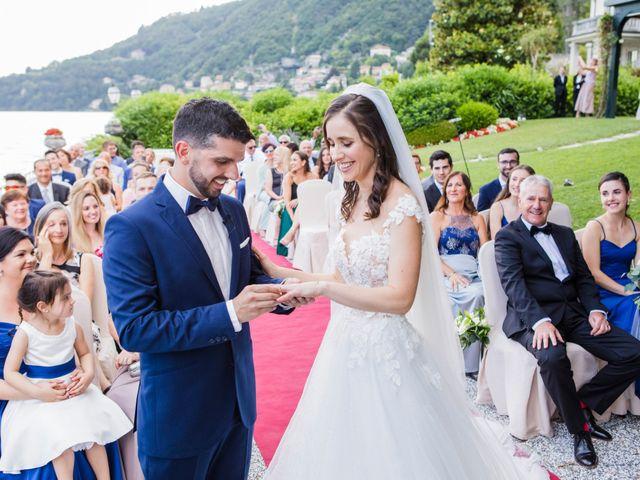 Il matrimonio di Marco e Stefania a Moltrasio, Como 47