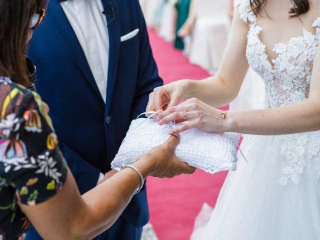 Il matrimonio di Marco e Stefania a Moltrasio, Como 48