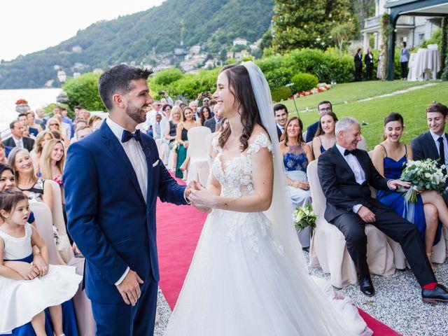Il matrimonio di Marco e Stefania a Moltrasio, Como 49