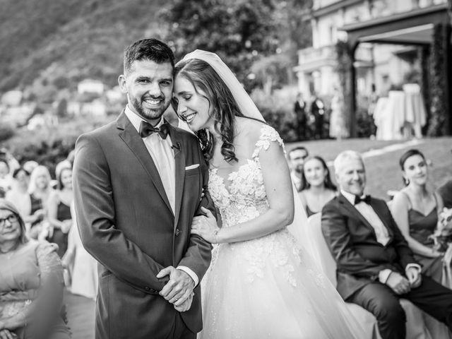 Il matrimonio di Marco e Stefania a Moltrasio, Como 51