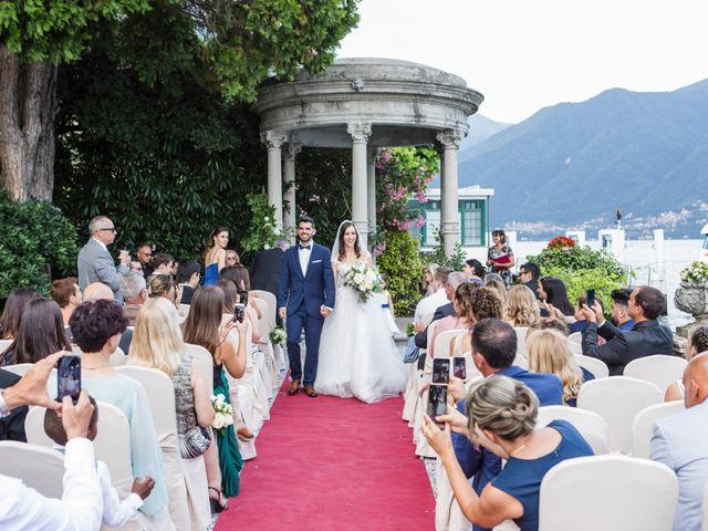 Il matrimonio di Marco e Stefania a Moltrasio, Como 53