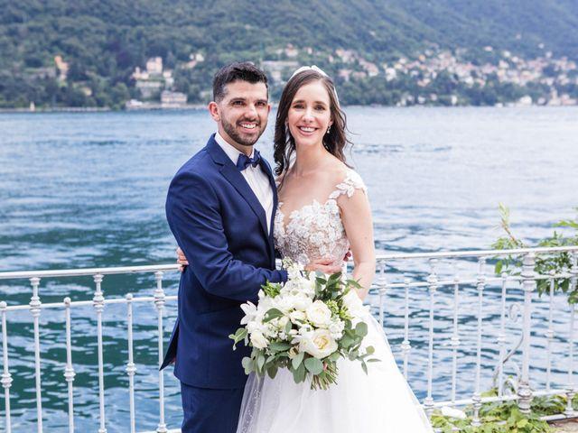 Il matrimonio di Marco e Stefania a Moltrasio, Como 59