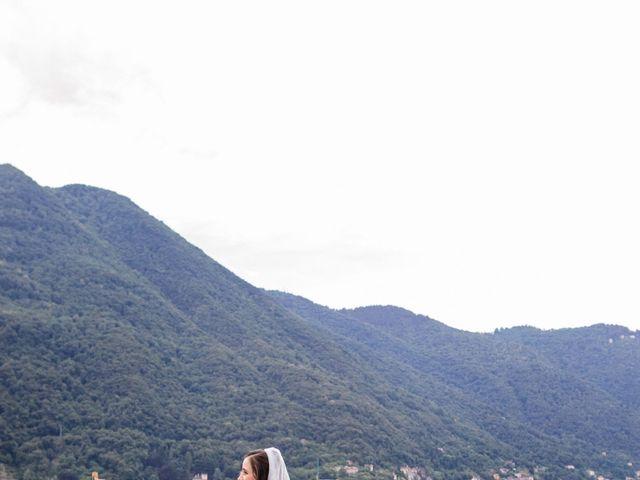 Il matrimonio di Marco e Stefania a Moltrasio, Como 60