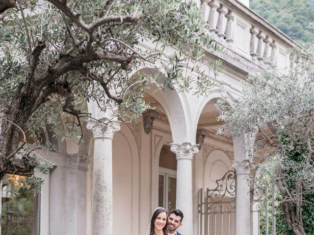 Il matrimonio di Marco e Stefania a Moltrasio, Como 62
