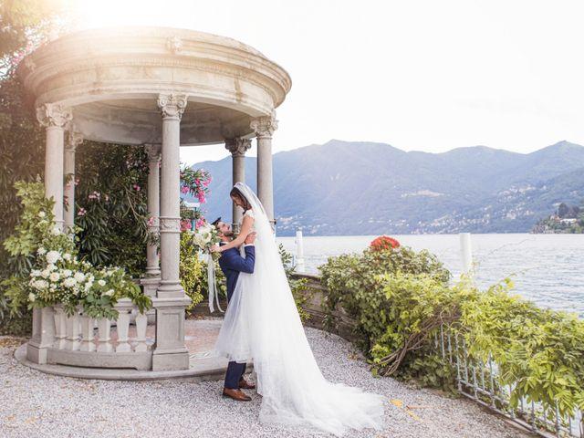 Il matrimonio di Marco e Stefania a Moltrasio, Como 65