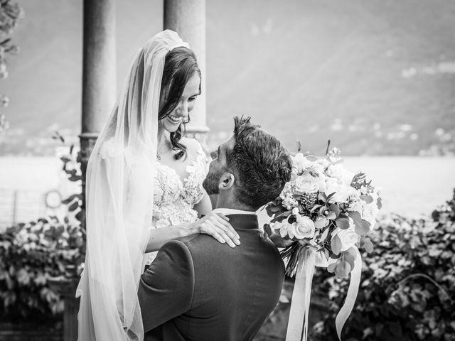 Il matrimonio di Marco e Stefania a Moltrasio, Como 66