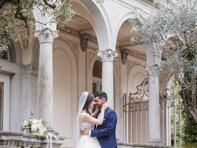 Il matrimonio di Marco e Stefania a Moltrasio, Como 67