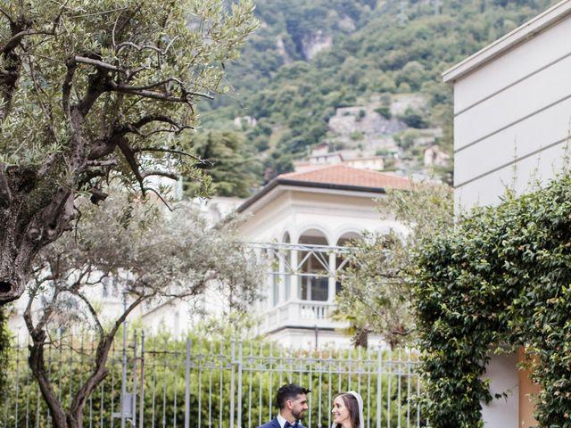 Il matrimonio di Marco e Stefania a Moltrasio, Como 68