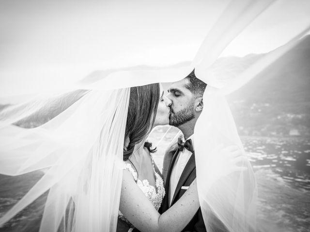Il matrimonio di Marco e Stefania a Moltrasio, Como 1