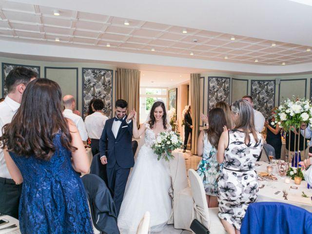 Il matrimonio di Marco e Stefania a Moltrasio, Como 81