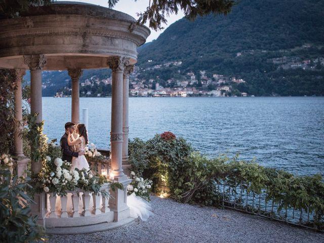 Il matrimonio di Marco e Stefania a Moltrasio, Como 95