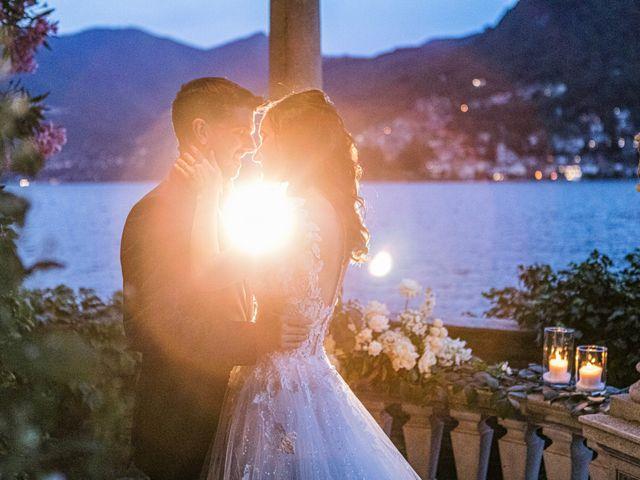 Il matrimonio di Marco e Stefania a Moltrasio, Como 96