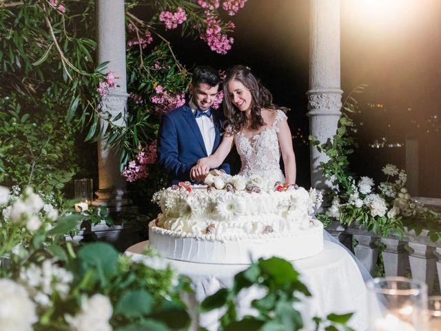 Il matrimonio di Marco e Stefania a Moltrasio, Como 98