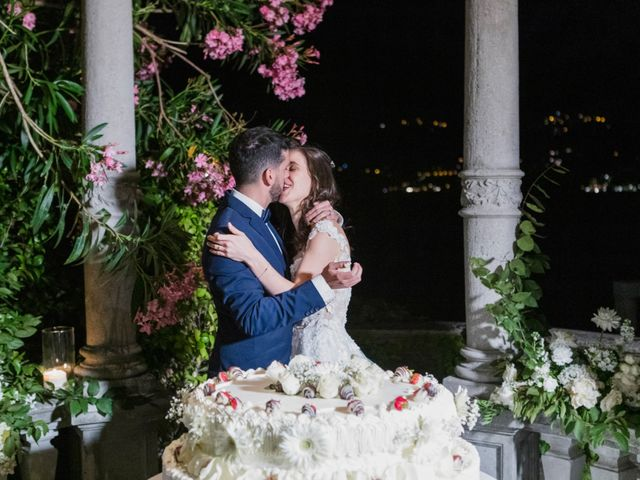 Il matrimonio di Marco e Stefania a Moltrasio, Como 99