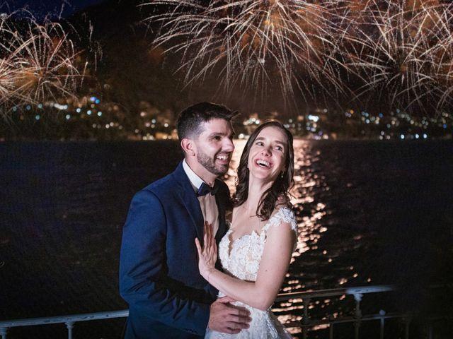 Il matrimonio di Marco e Stefania a Moltrasio, Como 100