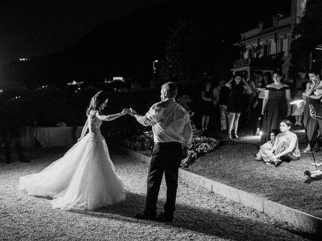 Il matrimonio di Marco e Stefania a Moltrasio, Como 101