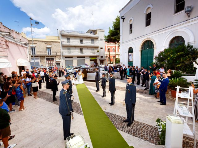 Il matrimonio di Giuseppe e Serena a Triggiano, Bari 25