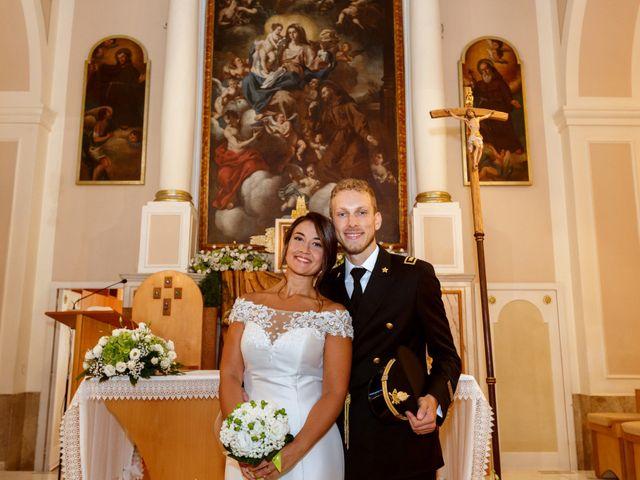 Il matrimonio di Giuseppe e Serena a Triggiano, Bari 35