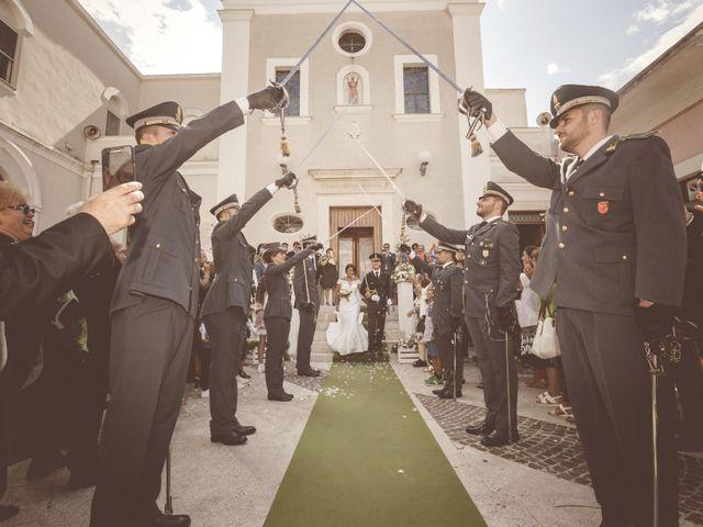 Il matrimonio di Giuseppe e Serena a Triggiano, Bari 39