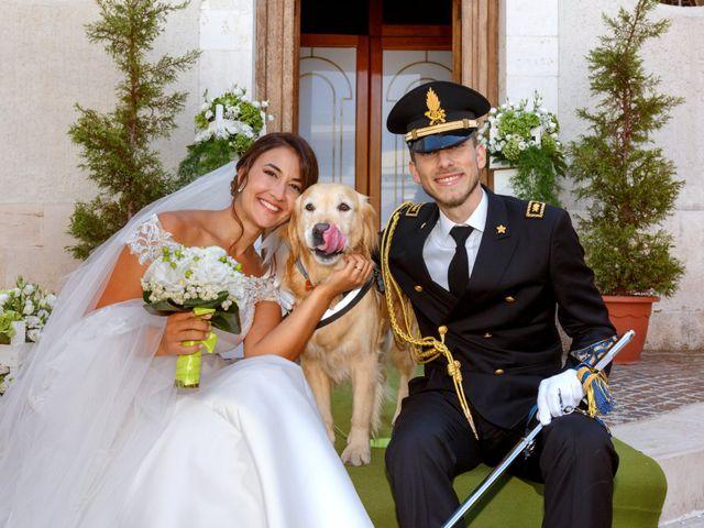 Il matrimonio di Giuseppe e Serena a Triggiano, Bari 43