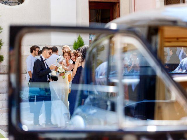 Il matrimonio di Giuseppe e Serena a Triggiano, Bari 49