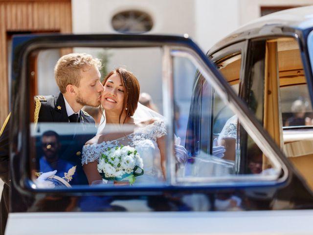 Il matrimonio di Giuseppe e Serena a Triggiano, Bari 50