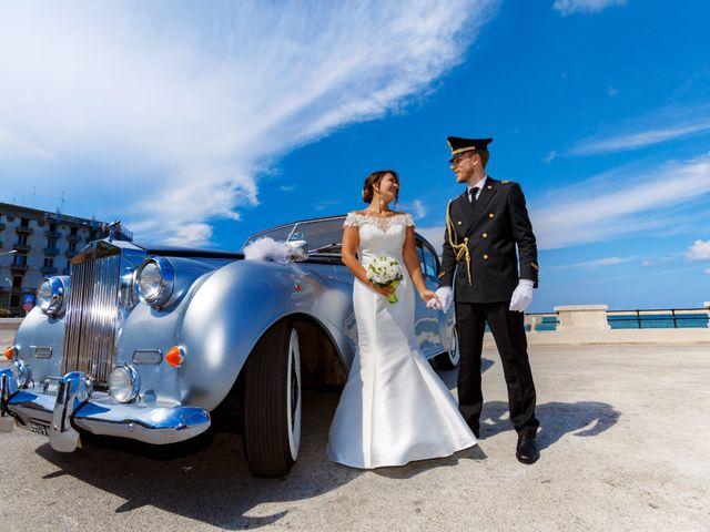Il matrimonio di Giuseppe e Serena a Triggiano, Bari 57