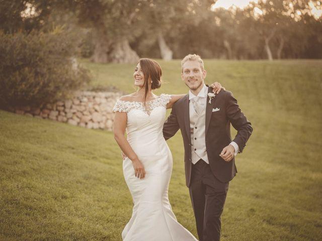 Il matrimonio di Giuseppe e Serena a Triggiano, Bari 71