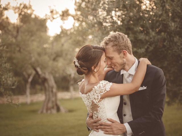 Il matrimonio di Giuseppe e Serena a Triggiano, Bari 76