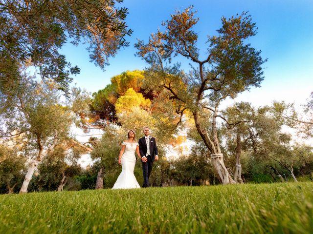 Il matrimonio di Giuseppe e Serena a Triggiano, Bari 77