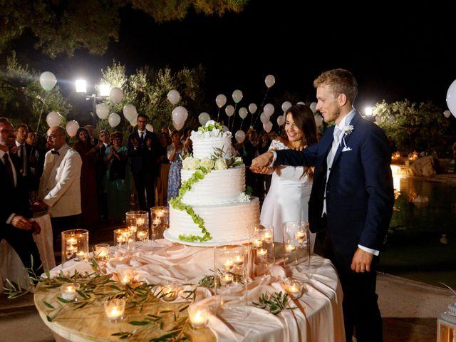 Il matrimonio di Giuseppe e Serena a Triggiano, Bari 84