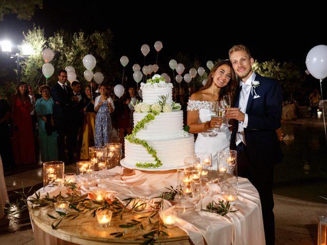 Il matrimonio di Giuseppe e Serena a Triggiano, Bari 85