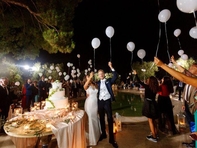Il matrimonio di Giuseppe e Serena a Triggiano, Bari 87