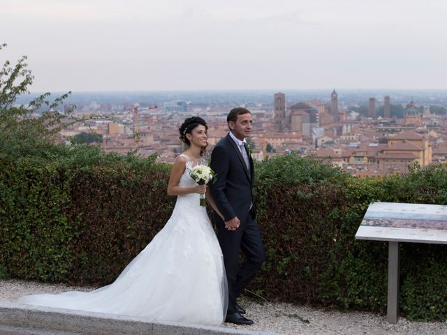 Il matrimonio di Ferdinando e Maria Cristina a Bologna, Bologna 20