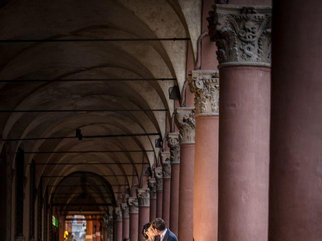 Il matrimonio di Ferdinando e Maria Cristina a Bologna, Bologna 24
