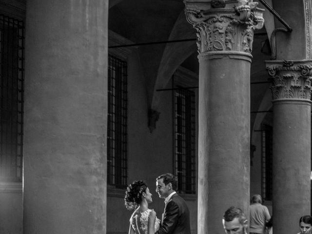 Il matrimonio di Ferdinando e Maria Cristina a Bologna, Bologna 25