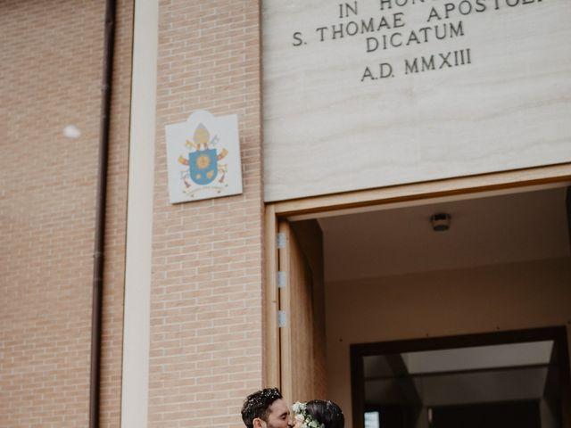 Il matrimonio di Flavio e Francesca a Roma, Roma 47