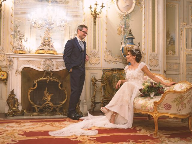 Il matrimonio di Enrico e Rosamaria a Palermo, Palermo 11