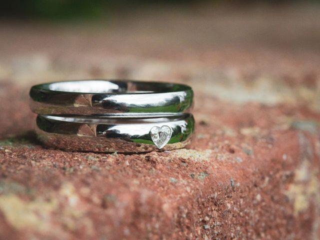 Il matrimonio di Giacomo e Claudia a Montepulciano, Siena 3