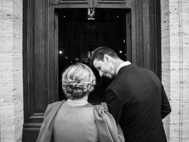 Il matrimonio di Giacomo e Claudia a Montepulciano, Siena 5