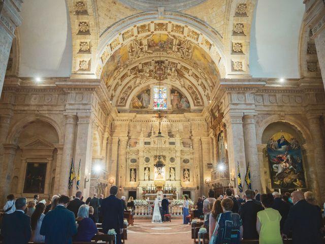 Il matrimonio di Giacomo e Claudia a Montepulciano, Siena 9