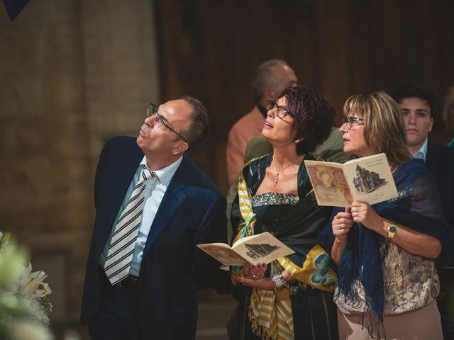 Il matrimonio di Giacomo e Claudia a Montepulciano, Siena 13