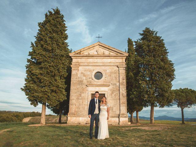 Il matrimonio di Giacomo e Claudia a Montepulciano, Siena 20