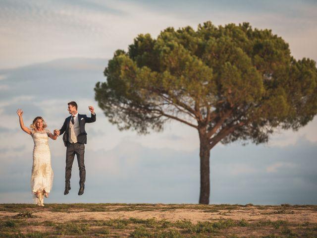 Il matrimonio di Giacomo e Claudia a Montepulciano, Siena 21