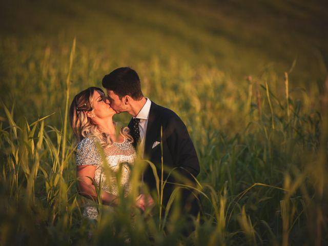 Il matrimonio di Giacomo e Claudia a Montepulciano, Siena 22
