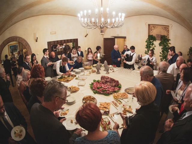Il matrimonio di Giacomo e Claudia a Montepulciano, Siena 33